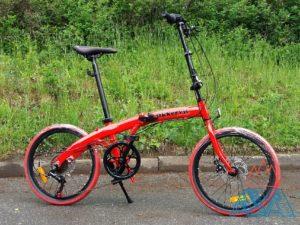 Велосипед складной 20Pro F7