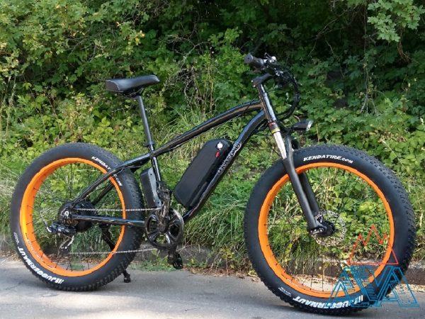 Электровелосипед Фэтбайк 750W Supercross со СКИДКОЙ 15% .