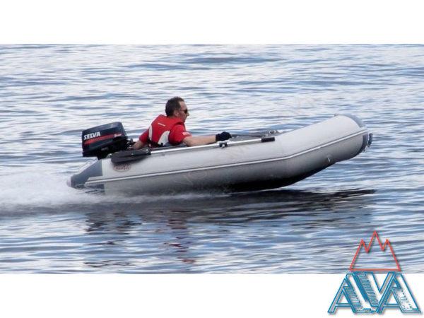 Надувные лодки ПВХ НАВИГАТОР 290 Эконом купить недорого.