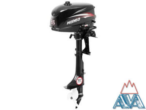 Лодочный мотор HIDEA HD3.5FHS NEW купить недорого. Цена: 35600 руб.