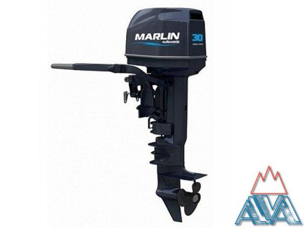 Двухтактный мотор Marlin MP 30 AMHS купить недорого. Цена: 116900 руб.