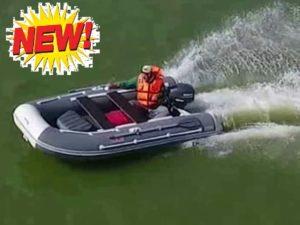 Надувная лодка Викинг 360HD