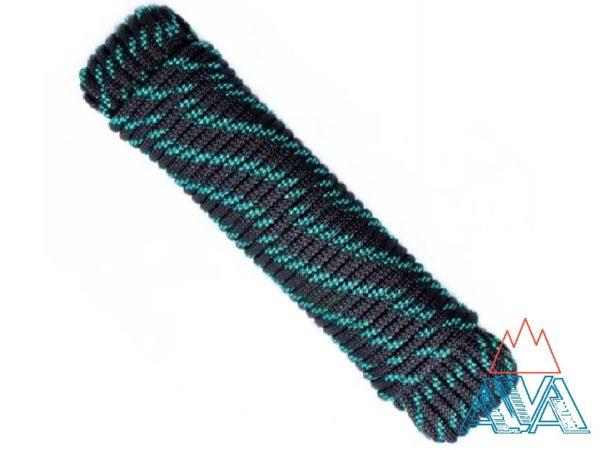 Шнур якорный плетеный