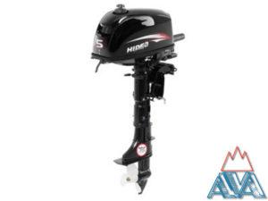Лодочный мотор HIDEA HD5FHS купить недорого. Цена: 43900 руб.