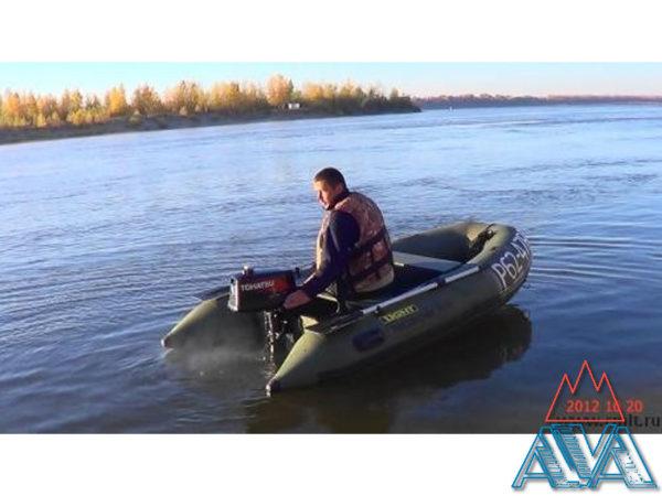 Лодочный мотор TOHATSU M5 BDS Двухтактный, АКЦИЯ