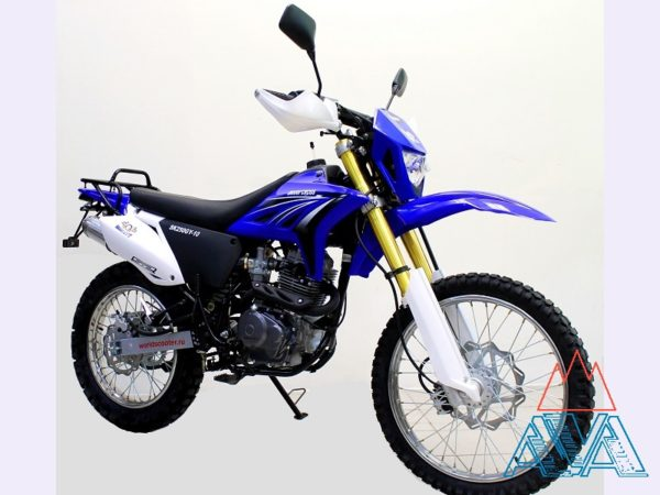 Мотоцикл S2 DAKAR 250cc CROSS