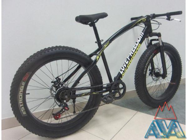 Фэтбайк (велосипед повышенной проходимости) Beinaiqi Cavalie со СКИДКОЙ 20% купить недорого