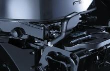 Лодочный мотор TOHATSU MFS 9.8 A3 S Четырехтактный купить недорого.
