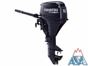 Лодочный мотор TOHATSU MFS9.8B S Четырехтактный