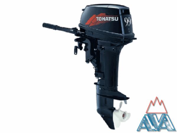 Лодочный мотор TOHATSU M9.9 D2 S Двухтактный