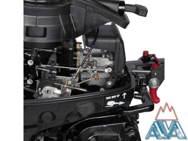 Двухтактный мотор Marlin MP 9.9 AMHS