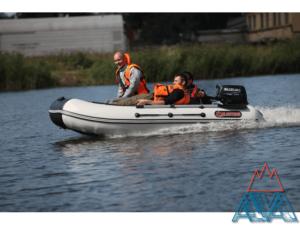 Надувные лодки пвх Альбатрос AV-350 со скидкой 21% купить недорого. Цена: 31600 руб.