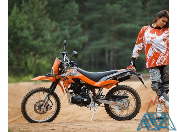 Кроссовый мотоцикл Barsik 200cc купить недорого, СКИДКА 16%!
