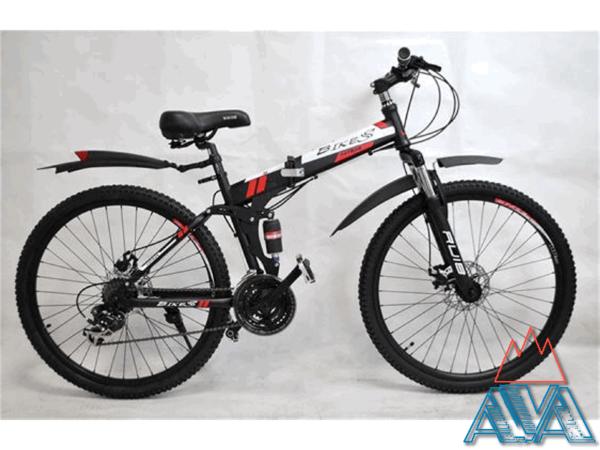 Велосипед складной Cayman 26 СКИДКА 18% купить недорого.