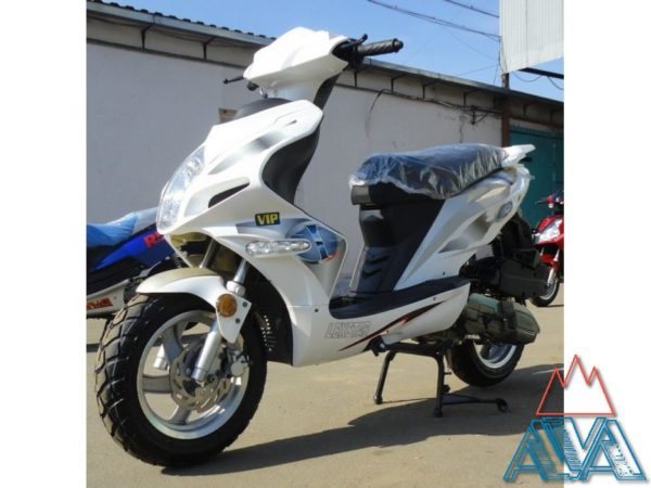 Скутер Leike LT150T-7F СКИДКА 25% купить недорого. Цена: 44200 руб.