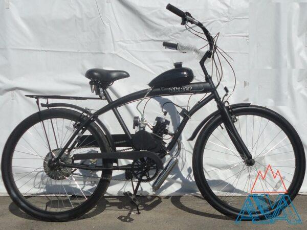 Двигатель 80сс для велосипеда