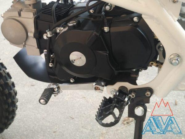 Кроссовый мотоцикл FOX 124. Зимняя распродажа! Скидка 15%