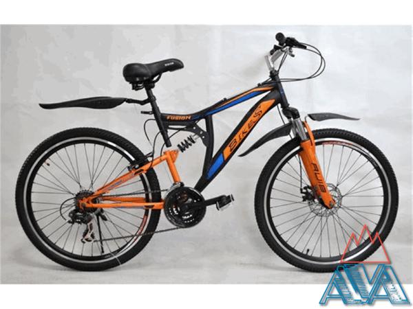 Велосипед двухподвесные Fusion 26'' СКИДКА 18%