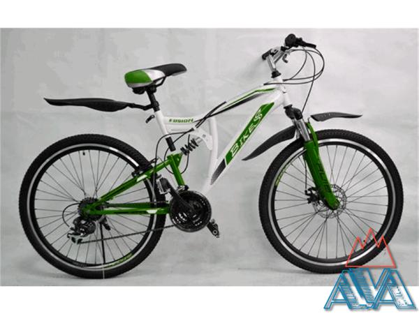 Велосипед двухподвесные Fusion 26 СКИДКА 20% купить недорого.