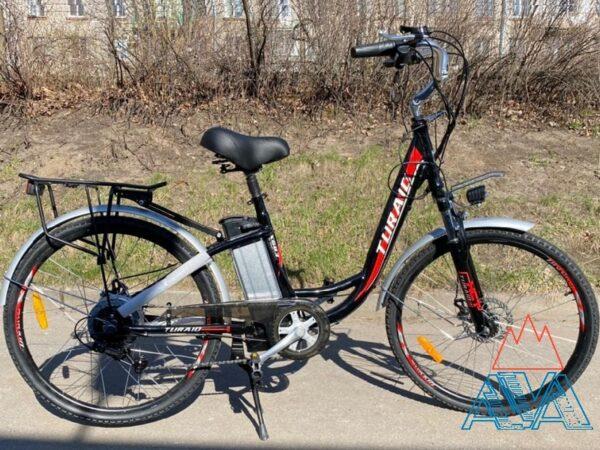 Электровелосипед T-2E 350W дамский Li-ion - СПЕЦИАЛЬНОЕ ПРЕДЛОЖЕНИЕ со СКЛАДА от DAKAR-Motors!