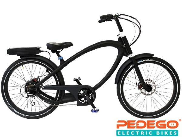 Электровелосипед 600W PEDEGO SUPER-Cruiser