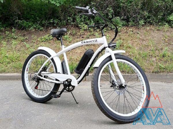 Электровелосипед полуфэтбайк 350W Cruiser