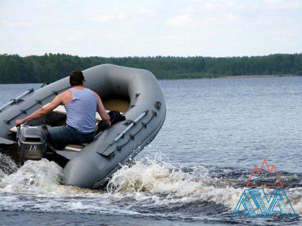 Надувная лодка Кайман 400