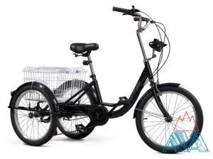 Велосипед Фермер I-3W 20'' взрослый