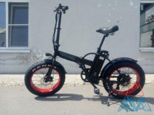 Электровелосипед Фэтбайк 500W Crosscountry