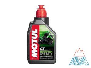 Моторное масло MOTUL SCOOTER 4T 10W-40 MA купить недорого.