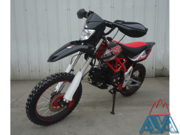 Кроссовый мотоцикл (питбайк) Koyot 125 со скидкой 15%