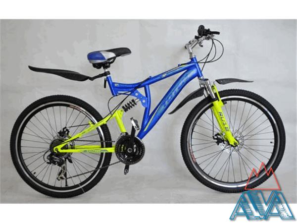 Велосипед двухподвесный Totem 26 СКИДКА 18% купить недорого. Цена: 10300 руб.