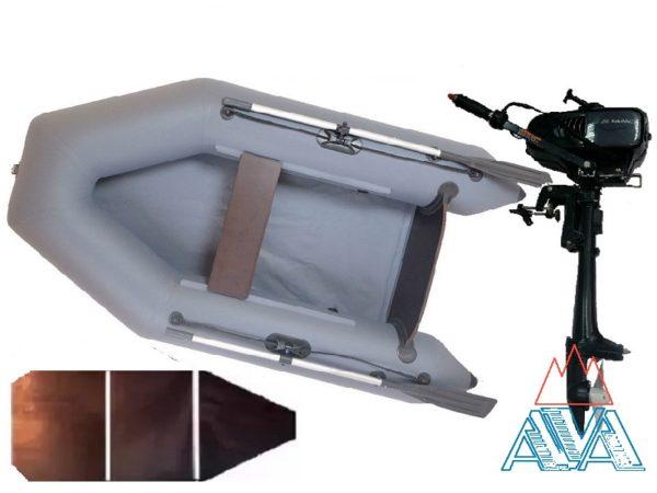Надувная лодка Арчер А-240 + мотор GL M3.5