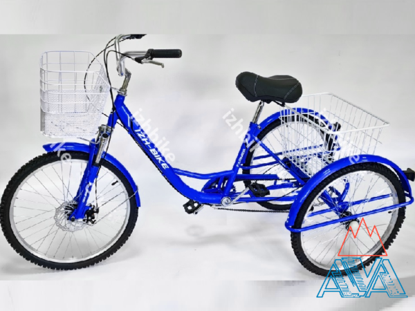 """Велосипед Трехколесный Farmer-24"""" NEW"""