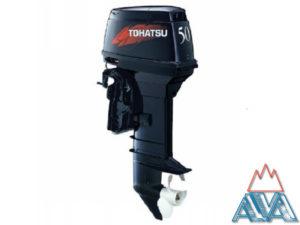Лодочный мотор TOHATSU M50D2 S Двухтактный