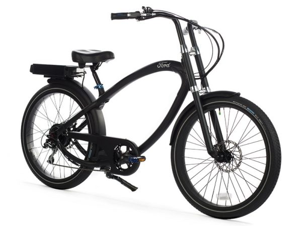 Электровелосипед 600W PEDEGO SUPER Cruiser